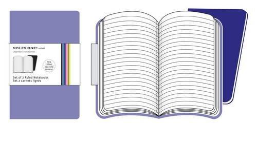 Moleskine Volant Notebook (Set of 2 ),: Moleskine