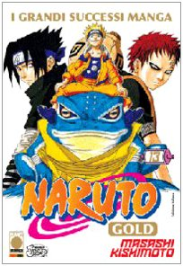 9788863040463: Naruto gold deluxe