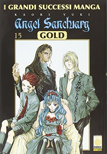 9788863041026: Angel Sanctuary Gold deluxe: 15 (Planet manga)