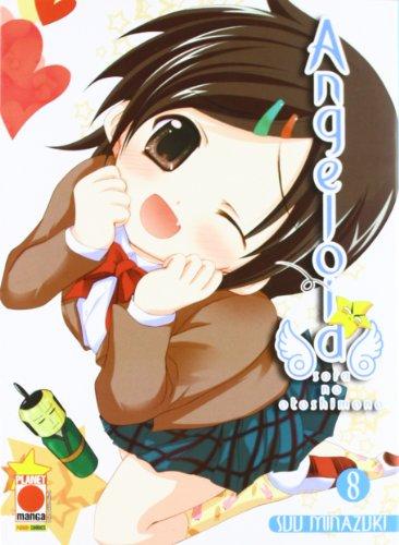 9788863041699: Angeloid. Sora no Otoshimono: 8