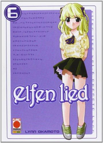 9788863042580: Elfen Lied: 6 (Planet manga)