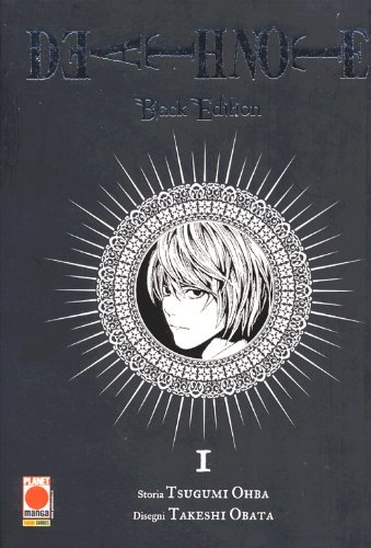 9788863042757: Death Note. Black edition: 1 (Planet manga)
