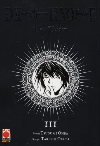 9788863044096: Death Note. Black edition: 3 (Planet manga)