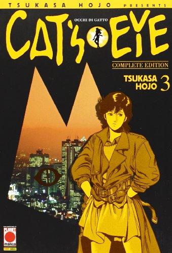 9788863044171: Cat's eye: 3 (Planet manga)