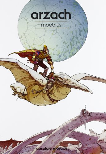 9788863044195: Arzach. Absolute Moebius vol. 2