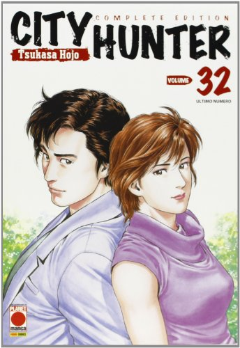 9788863048827: City Hunter: 32 (Planet manga)