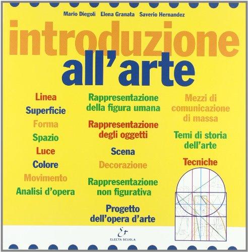 INTRODUZIONE ALL'ARTE: DIEGOLI M. GRANATA