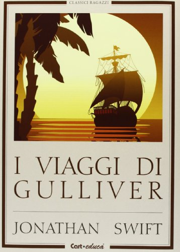 9788863092851: I viaggi di Gulliver