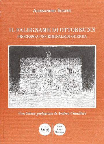 9788863153644: Il falegname di Ottobrunn (Storia)