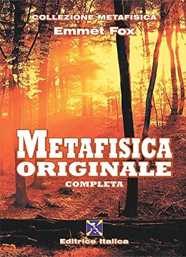 9788863241198: Metafisica originale completa