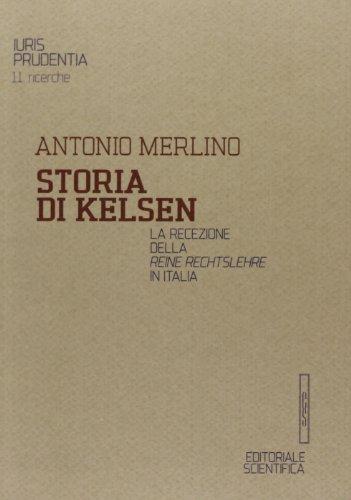 Storia di Kelsen. La recezione della Reine: Antonio Merlino