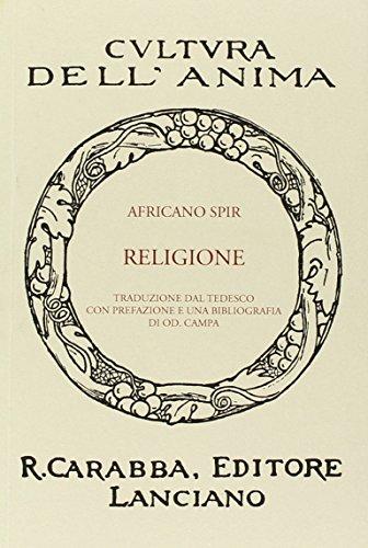 Religione: Spir, Africano