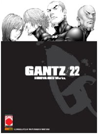 9788863462753: Gantz: 22 (Planet manga)