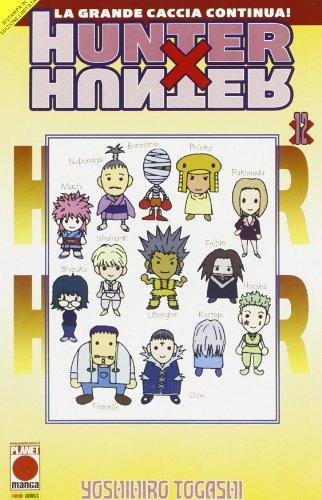 9788863462821: Hunter x Hunter: 12 (Planet manga)