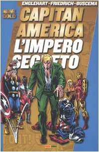 9788863463422: L'impero segreto. Capitan America (Marvel Gold)