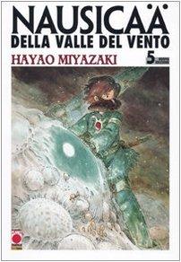 9788863464160: Nausicaä: 5 (Planet manga)