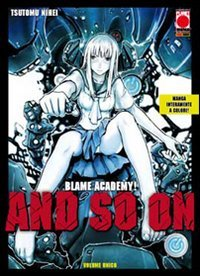 9788863465037: Blame academy! And so on