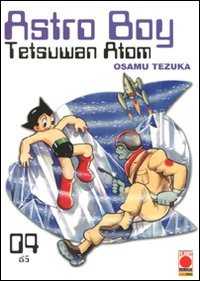 Astro Boy. Tetsuwan Atom vol. 4 (9788863467451) by [???]