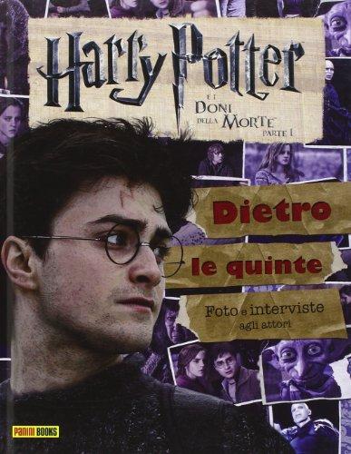 9788863469233: Harry Potter e i doni della morte. Parte I. Dietro le quinte. Foto e interviste agli attori