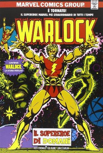 Warlock omnibus: 1 Thomas, Roy; Kane, Gil;
