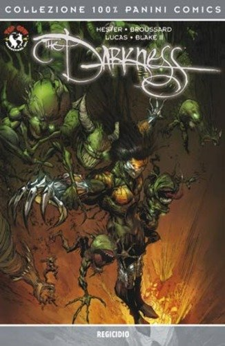 9788863469899: 100 % Cult Comics Darkness 3 - Regicidio