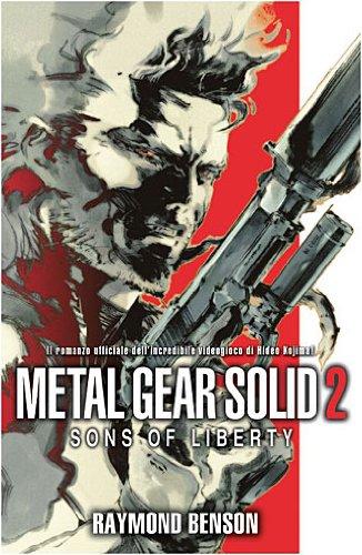9788863550566: Metal gear solid vol. 2 - Sons of liberty