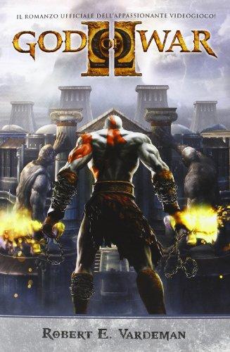 9788863551754: God of war II (Videogiochi da leggere)