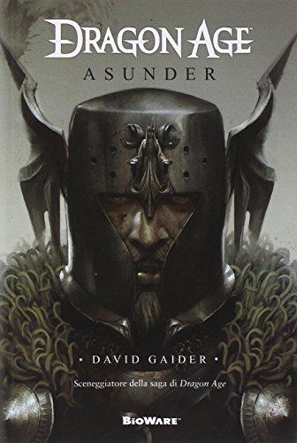 9788863551761: Dragon age. Asunder (Videogiochi da leggere)
