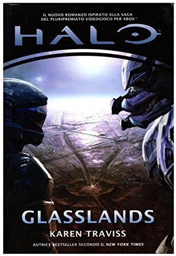 9788863551778: Halo Glasslands. Kilo-Five trilogy
