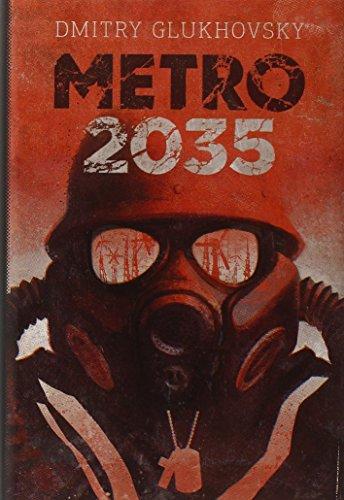 9788863553079: Metro 2035 (Apocalittici)
