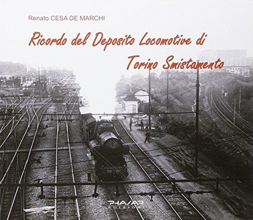 Ricordo del deposito locomotive di Torino smistamento.: Renato Cesa De