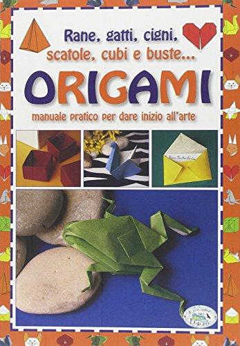 9788863632750: Origami