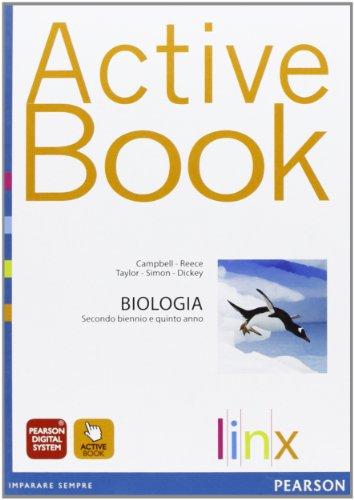9788863643527: Biologia. Per il triennio delle Scuole superiori. DVD-ROM
