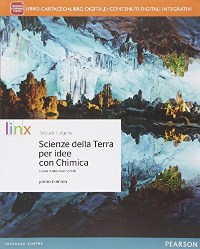 9788863647396: Scienze della terra per idee. Con Chimica. Per le Scuole superiori. Con e-book. Con espansione online