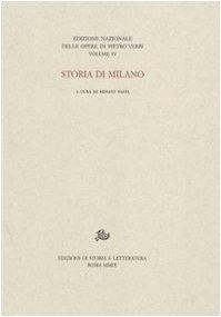 9788863721683: Storia di Milano