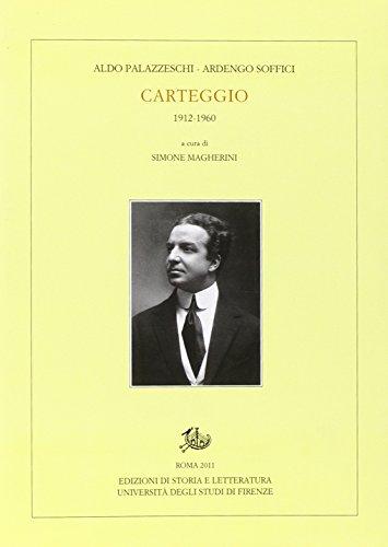 9788863723236: Carteggio 1912-1960