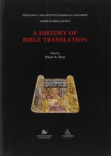9788863723694: A History of Bible Translation