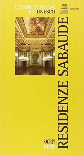 9788863732665: Residenze Sabaude