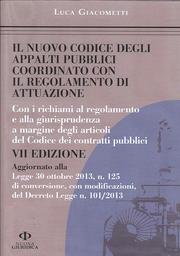 9788863831788: Nuovo codice degli appalti pubblici coordinato con il regolamento di attuazione