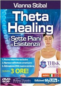 9788863860023: Theta Healing The Seven Planes of Existence