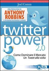 9788863861105: Twitter power 2.0