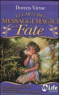 La carte dei messaggi magici delle fate. 44 carte (8863861595) by Doreen Virtue