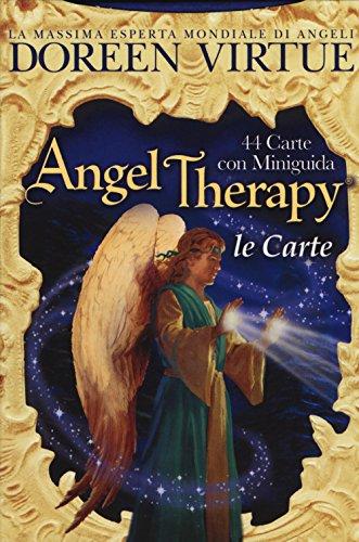 9788863862645: Angel therapy. 44 Carte. Con libro