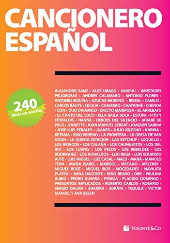 9788863880069: CANCIONERO ESPANOL