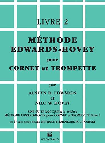 9788863880151: Methode Edwards-Hovey pour Cornet et Trompette, Livre II