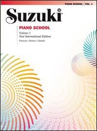 9788863880427: Suzuki Piano School. Volume 1. New International Edition