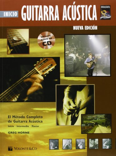 9788863880564: HORNE G. - Iniciacion a la Guitarra Acustica (Metodo) (Inc.CD)