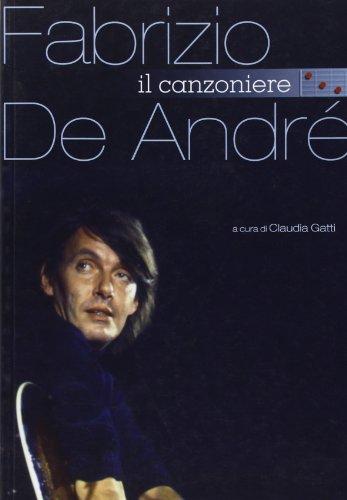 9788863880854: Fabrizio De André. Il canzoniere