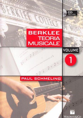 9788863881127: Berklee. Teoria musicale. Con CD Audio