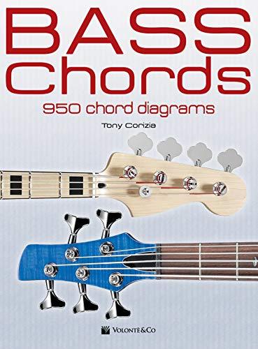 9788863881141: BASS CHORDS 950 CHORDS DIAGRAM